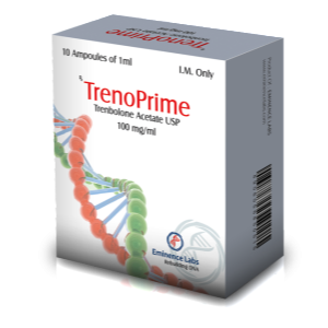Trenbolone acetate 10 ampoules (100mg/ml) by Eminence Labs