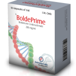 Boldenone undecylenate (Equipose) 10 ampoules (200mg/ml) by Eminence Labs
