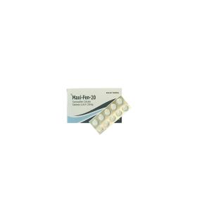 Tamoxifen citrate (Nolvadex) 20mg (100 pills) by Maxtreme