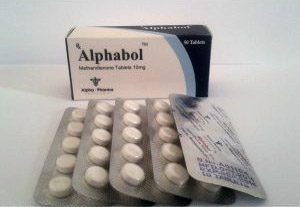 Methandienone oral (Dianabol) 10mg (50 pills) by Alpha Pharma