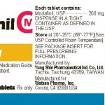 Modafinil 200mg (30 pills) by Alpha Pharma