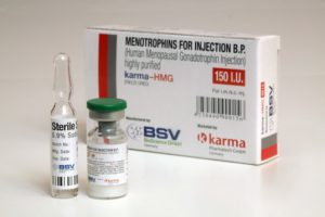 Human Growth Hormone (HGH) 1 vial of 150IU by Bharat serums