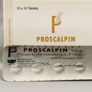 Finasteride (Propecia) 1mg (50 pills) by Fortune