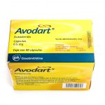 Dutasteride (Avodart) 0.5mg (15 capsules) by Fortune