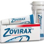 Acyclovir (Zovirax) 5% Cream tube by Generic