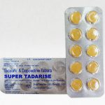 Tadalafil 20/40 (10 pills) by Sunrise