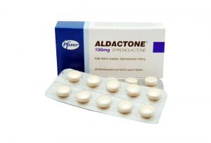 Aldactone (Spironolactone) 100mg (30 pills) by RPG