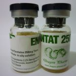 Testosterone enanthate 10 ampoules (250mg/ml) by Dragon Pharma