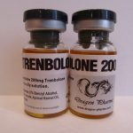 Trenbolone enanthate 10 mL vial (200 mg/mL) by Dragon Pharma