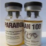 Trenbolone hexahydrobenzylcarbonate 10 mL vial (100 mg/mL) by Dragon Pharma