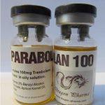 Trenbolone hexahydrobenzylcarbonate 10 mL vial (100 mg/mL) by Dragon Pharma