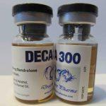 Nandrolone decanoate (Deca) 10ml vial (300mg/ml) by Dragon Pharma