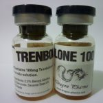 Trenbolone acetate 10 mL vial (100 mg/mL) by Dragon Pharma