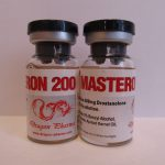 Drostanolone propionate (Masteron) 10 ampoules (200mg/ml) by Dragon Pharma