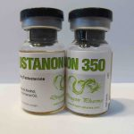 Sustanon 250 (Testosterone mix) 10 mL vial (350 mg/mL) by Dragon Pharma