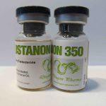 Sustanon 250 (Testosterone mix) 10 mL vial (350 mg/mL) by Dragon Pharma