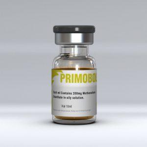Methenolone enanthate (Primobolan depot) 10 mL vial (200 mg/mL) by Dragon Pharma