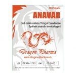 Oxandrolone (Anavar) 10mg (100 pills) by Dragon Pharma