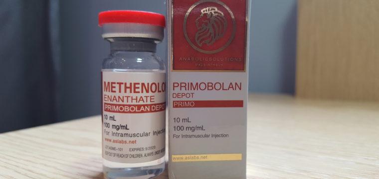 Course Primobolan solo