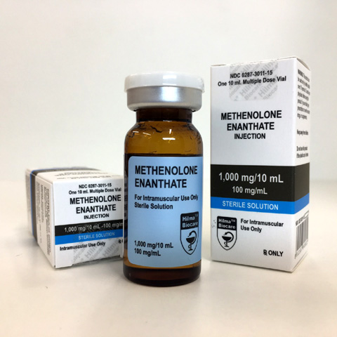 Methenolone enanthate description