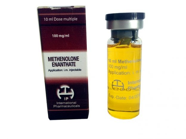 Methenolone enanthate dosages
