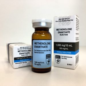 MethenoloneEnanthate